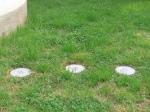 Orologio Solare analemmatico (VA) - particolare
