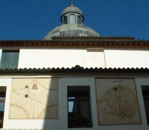 Orologio solare a Vicenza