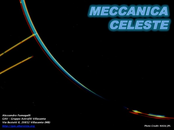 Meccanica celeste