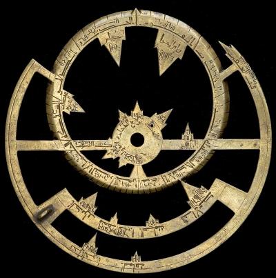 Esempio di rete di un astrolabio