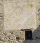 Meridiana a Vigoleno di Vernasca