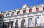 Orologio solare a Bari