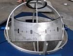 Orologio solare su una sfera armillare - Lucerna (LU)