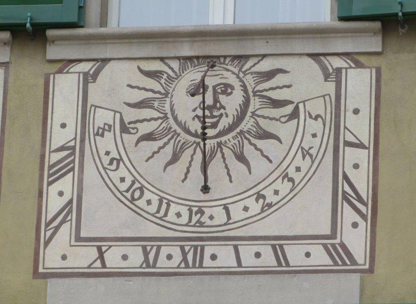 Orologio solare - Lucerna (LU)