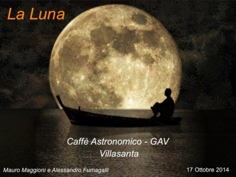 Caffè astronomico VI