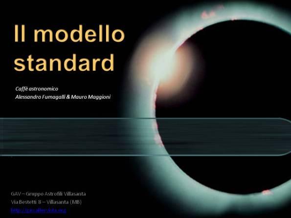 Il Modello Standard