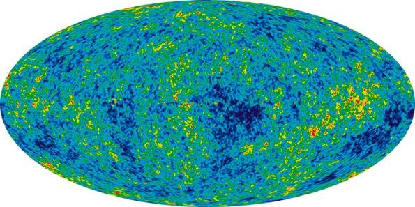 Radiazione cosmica di fondo